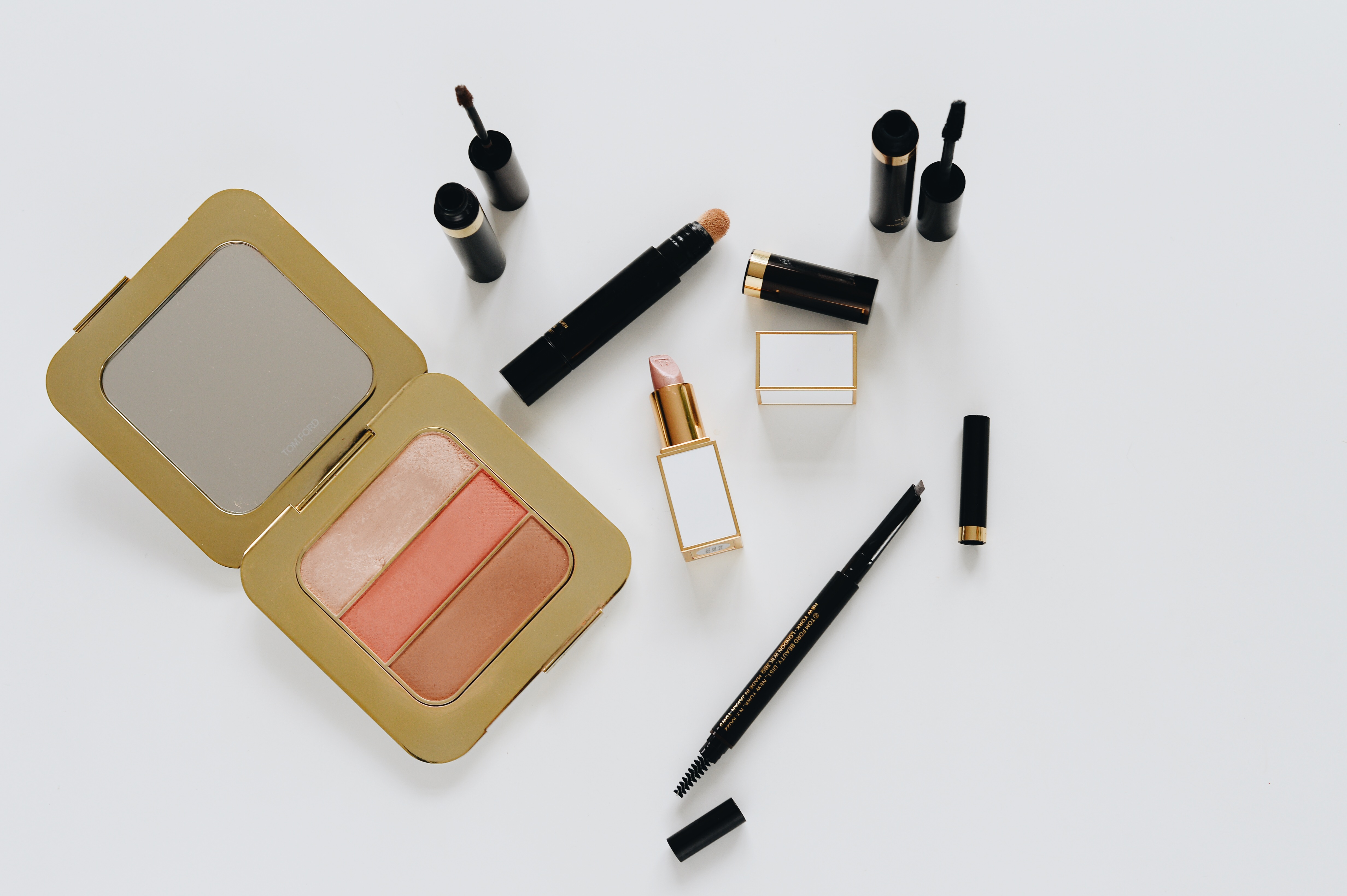 6 Tom Ford products I use every day for my make up
