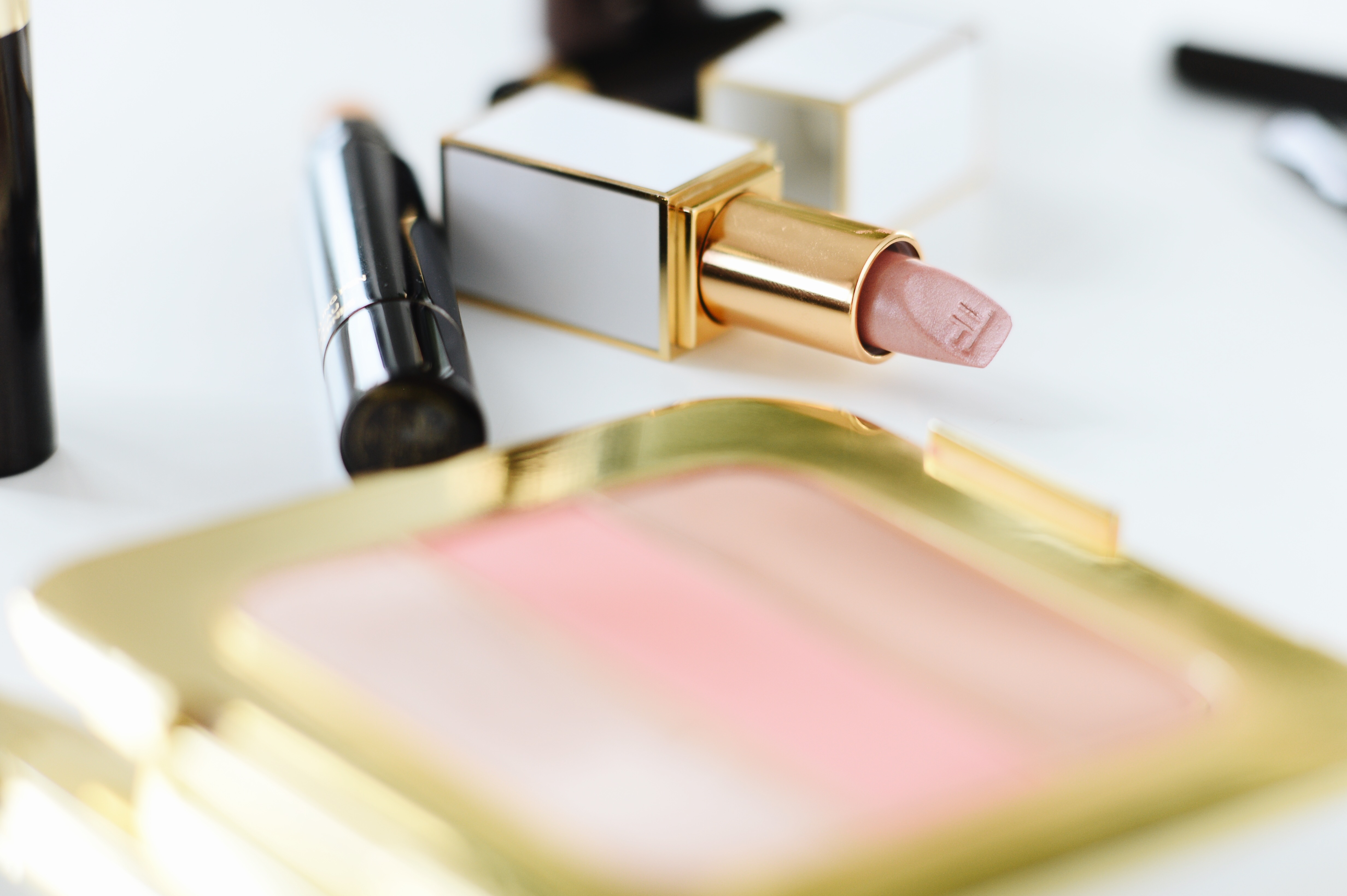 Tom Ford products I can't do my make up without