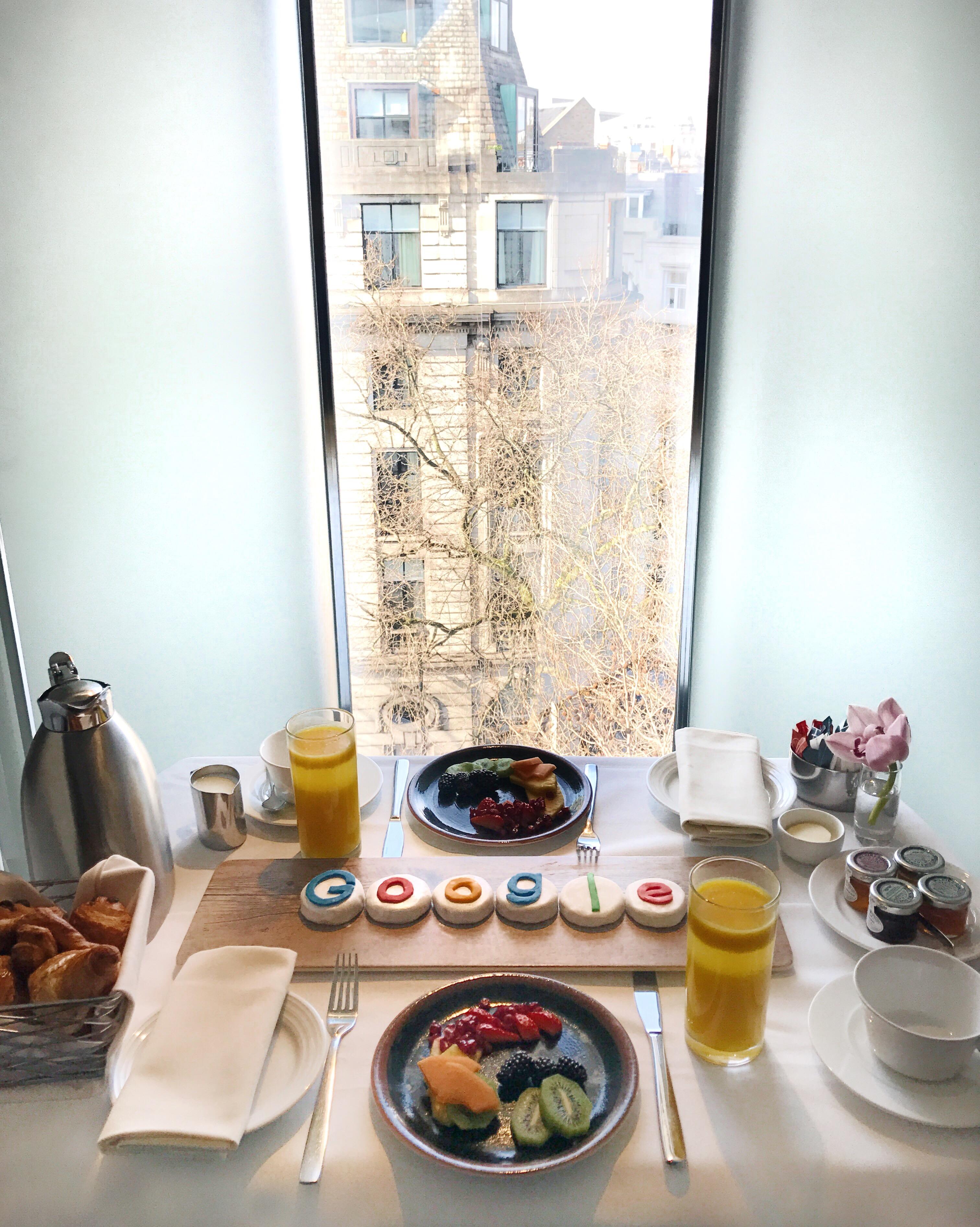 breakfast in ME Hotel