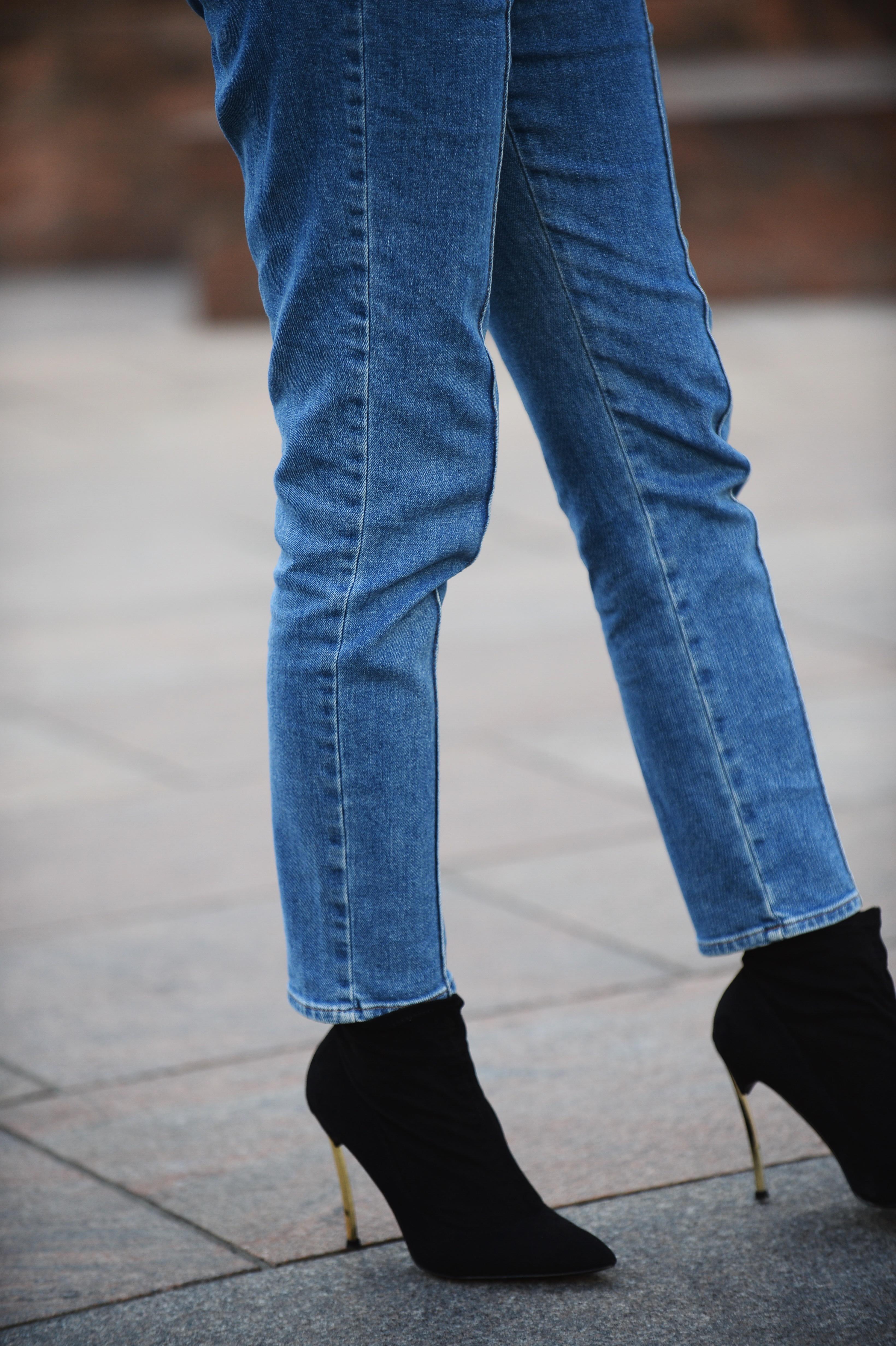 sock tight booties